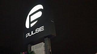 Годовщина убийства 49 человек в гей клубе Pulse 12 June 2017 Orlando United теракт во Флориде