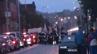 East Belfast Protestant Boys 1 @ Belvoir Somme Parade 2011