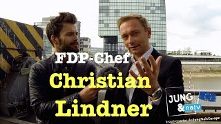 Video zu: FDP-Chef Christian Lindner – Jung & Naiv