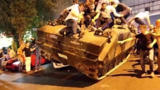 15 Temmuz Türküsü Vatanına Göz Dikeni Vur Oğlum! Esat Kabaklı