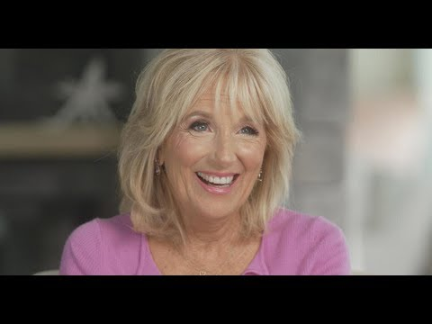 "Dr. Jill Biden tells ""CBS Sunday Morning"" she will continue to teach if her husband is elected presi"