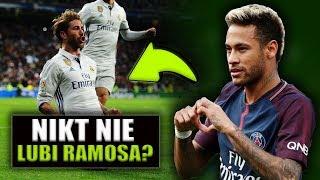Neymar NIE CHCE GRAĆ z RAMOSEM w Realu.. a Lovren zaczepia go na Insta | Newsy plotki Transferowe