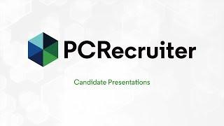 PCRecruiter video