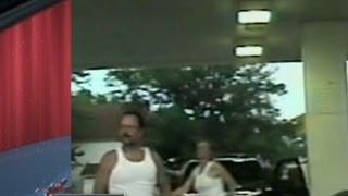 2008 dash cam video: Police stop Castro