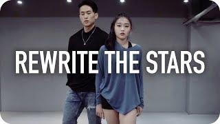 Rewrite The Stars   Zac Efron, Zendaya   Yoojung Lee Choreography