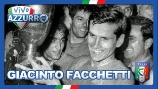 Giacinto Facchetti - Eroi Azzurri