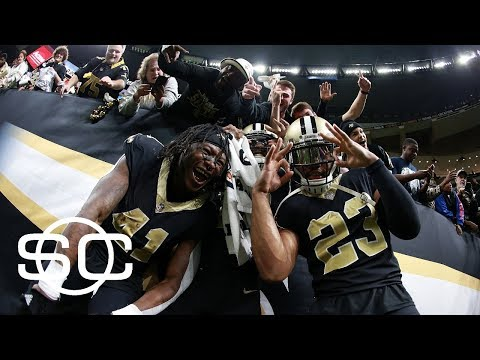 Saints' defense gets it done against the Falcons | SportsCenter | ESPN