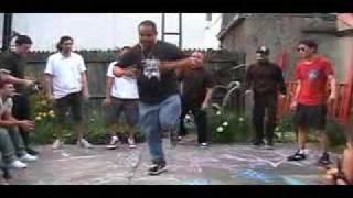 Rock Dance Performance at BackYart Brooklyn NYC part 2