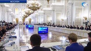 В Москве состоялось совместное заседание Госсовета и Комиссии при Президенте