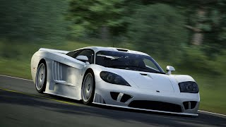 Saleen S7 feat. Supercars at Fonteny