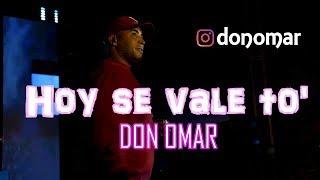 Don Omar - Vacilon (Lyrics / Lyric Video)
