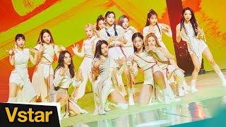 이달의 소녀(LOONA) _ PTT (Paint The Town 피티티)' Stage | '&'(앤드) Media Showcase (미디어 쇼케이스)