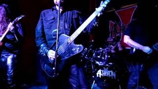 Acheron - Ave Satanas 01/28/12 @ Shrunken Head Columbus, Ohio Live 2012