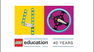 40 Years of LEGO Education