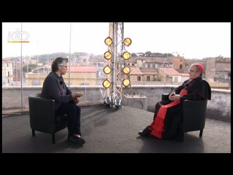 Entretien avec le cardinal Sistach