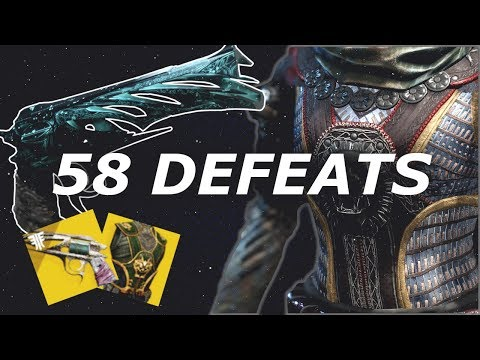 First time using Dragon Shadow (58 Defeats) − PvP Live Comm | Destiny 2 Joker's Wild