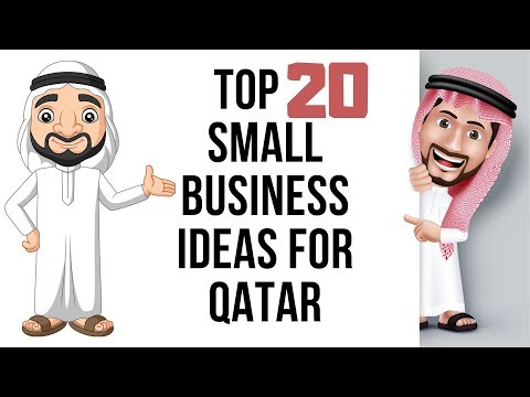 , title : 'Top 20 Small Business Ideas in Qatar for 2020 - Make 2,000 QAR Per Month