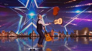 Britain's Got Talent 2020 Steve Royle Full Audition S14E01