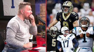 Where Will The NFL's Top Free Agent Quarterbacks Go?!?!