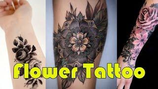Beautiful Flower Tattoo Designs