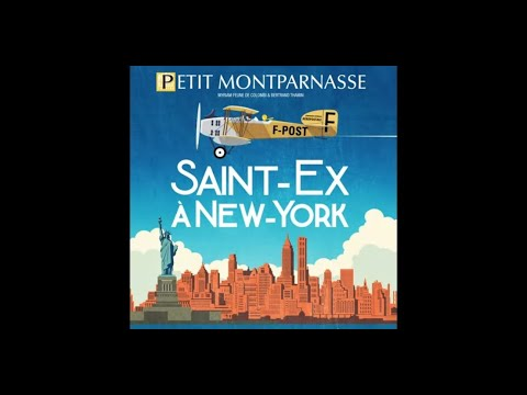 Bande-annonce - SAINT-EX A NEW-YORK
