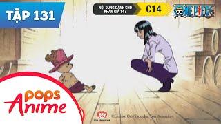 One Piece Tập 131 - Bệnh Nhân Đầu Tiên - Giai Thoại Về Thuốc Viên Biến Hóa - Hoạt Hình Tiếng Việt