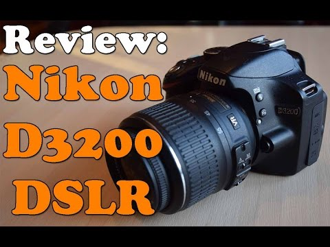 Review: Nikon D3200 (18-55mm VR Lens Kit)