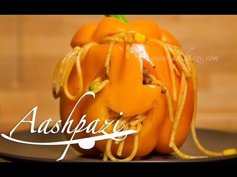 Spaghetti  (Halloween) Recipe 4K