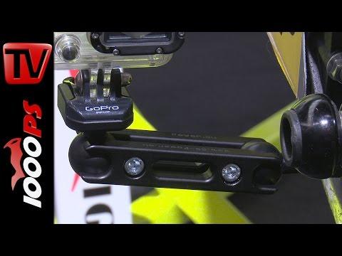 Kugelflex Systems | Actioncam, Navi Halterungen Motorrad