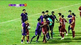 VietNam 0 - 0 ThaiLand   AFF U18 CHAMPIONSHIP 2019 FULL HD   GROUP B   13/08/2019