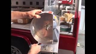 Farrierproducts Expander Wheel Installation