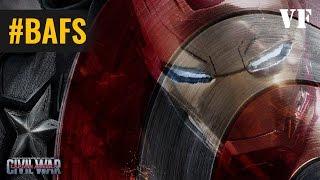 Captain America : Civil War - Bande Annonce VF – 2016
