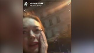 Lindsay Lohan Tries To 'Kidnap' Refugee Kids Then Gets Punched By The Mom