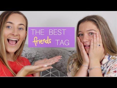 Best Friend Tag Video
