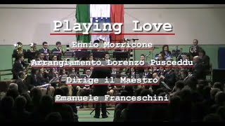 preview picture of video 'Banda di Casto (BS) - Playing Love'