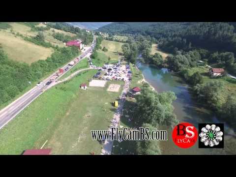 11. maraton Bihać - Srebrenica, Ključ 2015.