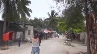 preview picture of video 'Zanzibar, Nungwi village'