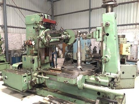 Reinecker Gear Hobbing Machine