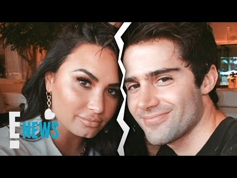 Demi Lovato Splits From Fiance Max Ehrich | E! News