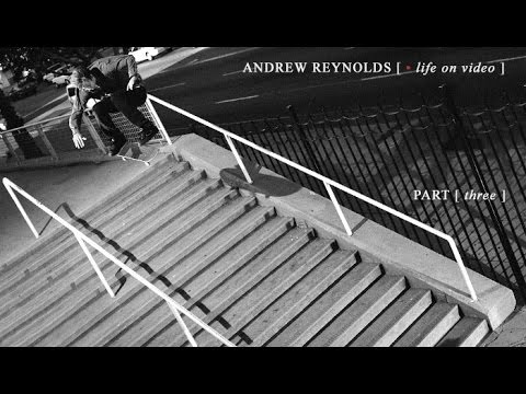 Andrew Reynolds | Life On Video: Episode 3