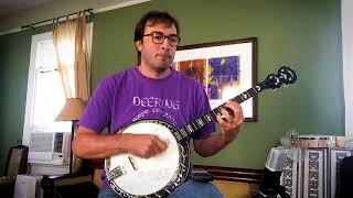 How To Play a Tremolo On the 4 String Banjo