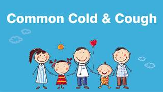 What is so common about cold and cough in children? | Dr. Anand Shandilya & Dr. Nisha Krishnamurthy