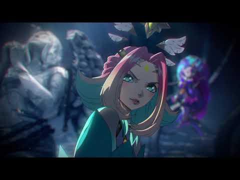 L'Ombre et la Lumière (ft Hiroyuki Sawano) | Gardiens des étoiles bande-annonce animée
