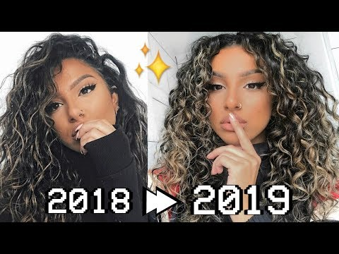 HOW I MADE MY HAIR MORE CURLY NATURALLY (TIPS FOR CURLIER HAIR)