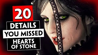 20 Details You Probably Missed in Hearts of Stone   THE WITCHER 3