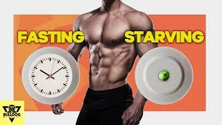 FASTING = STARVATION???