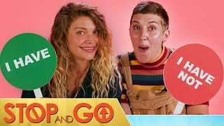 """The Cast Of """"STOP AND GO"""" Play  Never Have I Ever: Quarantine Edition"""