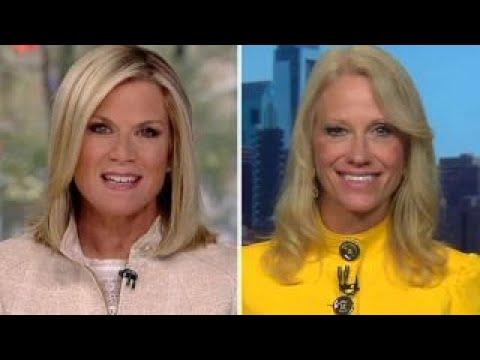 Kellyanne Conway talks White House shakeup, 'pecking order'