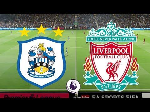 Premier League 2018/19 - Huddersfield Vs Liverpool - 20/10/18 - FIFA 19
