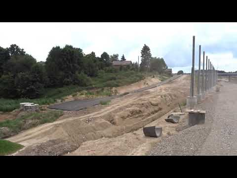 Budowa drogi ekspresowej S19 (obw. m. Kraśnik) - tydzień 03 - Lipiec 2021